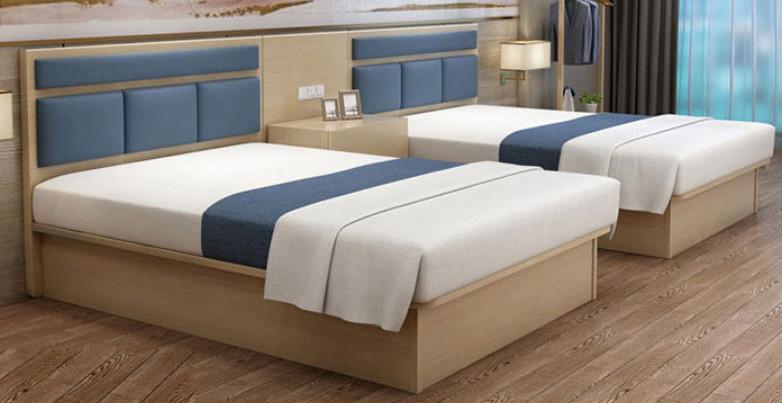 板式标间单人床